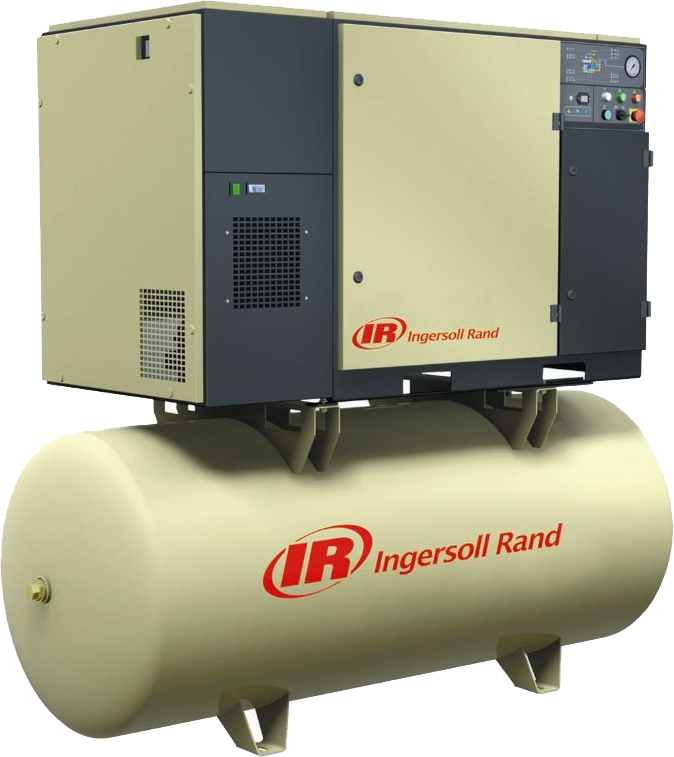 2.2 - 11kW Rotary Screw Compressor